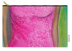The Pink Dress Carry-all Pouch