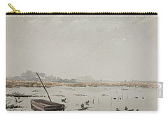 The Pond  Carry-all Pouch by Henri Duhem