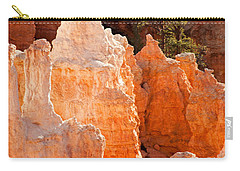 The Pope Sunrise Point Bryce Canyon National Park Carry-all Pouch