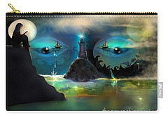The Power Of Imagination Carry-all Pouch