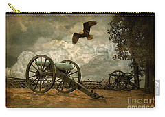 The Price Of Freedom Carry-all Pouch by Lois Bryan