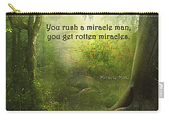 The Princess Bride - Rotten Miracles Carry-all Pouch