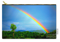 Carry-all Pouch featuring the photograph The Promise by Patti Whitten