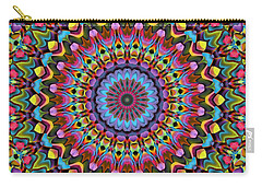 The Psychedelic Days Carry-all Pouch