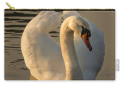 Carry-all Pouch featuring the photograph The Pure In Heart by Rose-Maries Pictures
