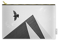 The Pyramids Of Love And Tranquility Carry-all Pouch