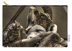 The Rape Of Polyxena Carry-all Pouch