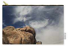 The Reclining Woman Carry-all Pouch by Laurie Search