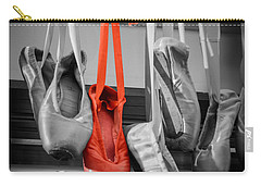 The Red Slipper Carry-all Pouch