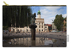 The Renaissance Town Hall And Central Carry-all Pouch by Panoramic Images