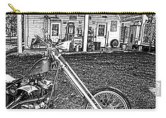Carry-all Pouch featuring the photograph The Rest   by Lesa Fine