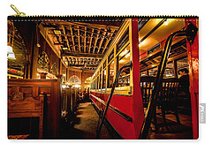 The Restaurant Trolley  Carry-all Pouch by Steven Reed