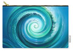 The Return Wave Carry-all Pouch by Anna Ewa Miarczynska