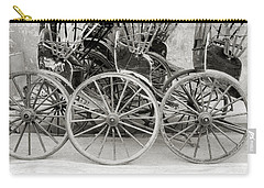 The Rickshaws Carry-all Pouch