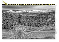 Carry-all Pouch featuring the photograph The Ridge 18th by Ron White