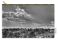 Carry-all Pouch featuring the photograph The Ridge Golf Course by Ron White