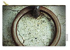 The Ring Carry-all Pouch by Holly Blunkall