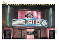The Rio At Night Carry-all Pouch by Lynn Sprowl