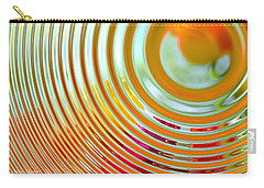 The Ripple Effect Carry-all Pouch by Mary Machare