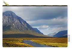 Carry-all Pouch featuring the photograph The River Runs Through It by Wendy Wilton