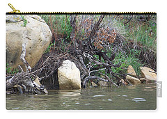 The River's Edge Carry-all Pouch