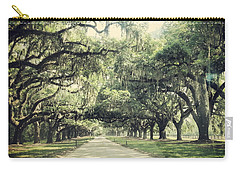The Road From Boone Hall Carry-all Pouch