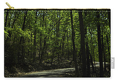 The Roads Of Alabama Carry-all Pouch