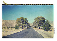 The Roads We Travel Carry-all Pouch by Laurie Search