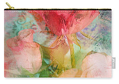 The Romance Of Roses Carry-all Pouch