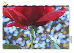 The Rose And Bud Carry-all Pouch