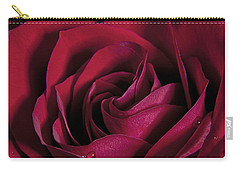 The Rose Carry-all Pouch by James Roemmling