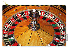 The Roulette Wheel Carry-all Pouch