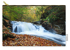 The Rushing Waterfall Carry-all Pouch