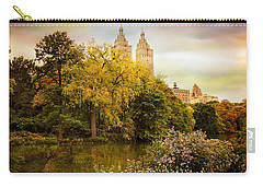 Carry-all Pouch featuring the photograph The San Remo by Jessica Jenney