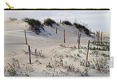 The Sands Of Obx Carry-all Pouch by Greg Reed
