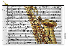 The Saxophone Carry-all Pouch