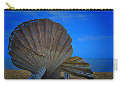 The Scallop Carry-all Pouch