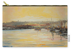The Scarborough Harbour Carry-all Pouch