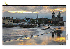 The Shannon River Carry-all Pouch