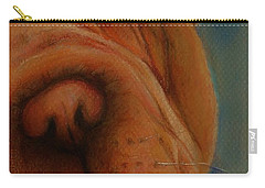 The Shar-pei  Carry-all Pouch by Jean Cormier