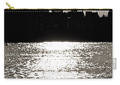 The Shard From Canary Wharf Carry-all Pouch by Jasna Buncic