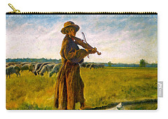 The Shepherd Carry-all Pouch by Henryk Gorecki