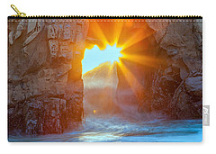 The Shining Star Carry-all Pouch by Jonathan Nguyen
