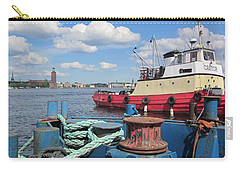 The Shipyard Carry-all Pouch