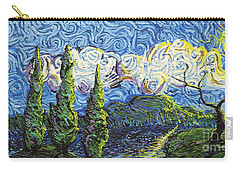 The Shores Of Dreams Carry-all Pouch