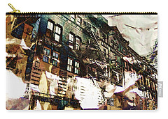 The Silver Factory / 231 East 47th Street Carry-all Pouch