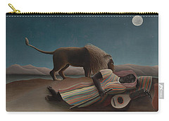 The Sleeping Gypsy Carry-all Pouch