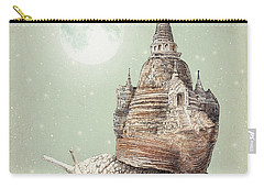 The Snail's Dream Carry-all Pouch