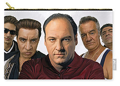 The Sopranos  Artwork 2 Carry-all Pouch