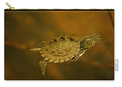 The Southeastern Map Turtle Carry-all Pouch